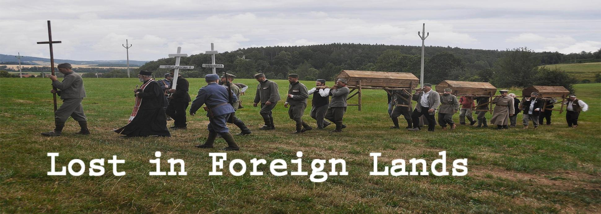 Lost in Foreign Lands
