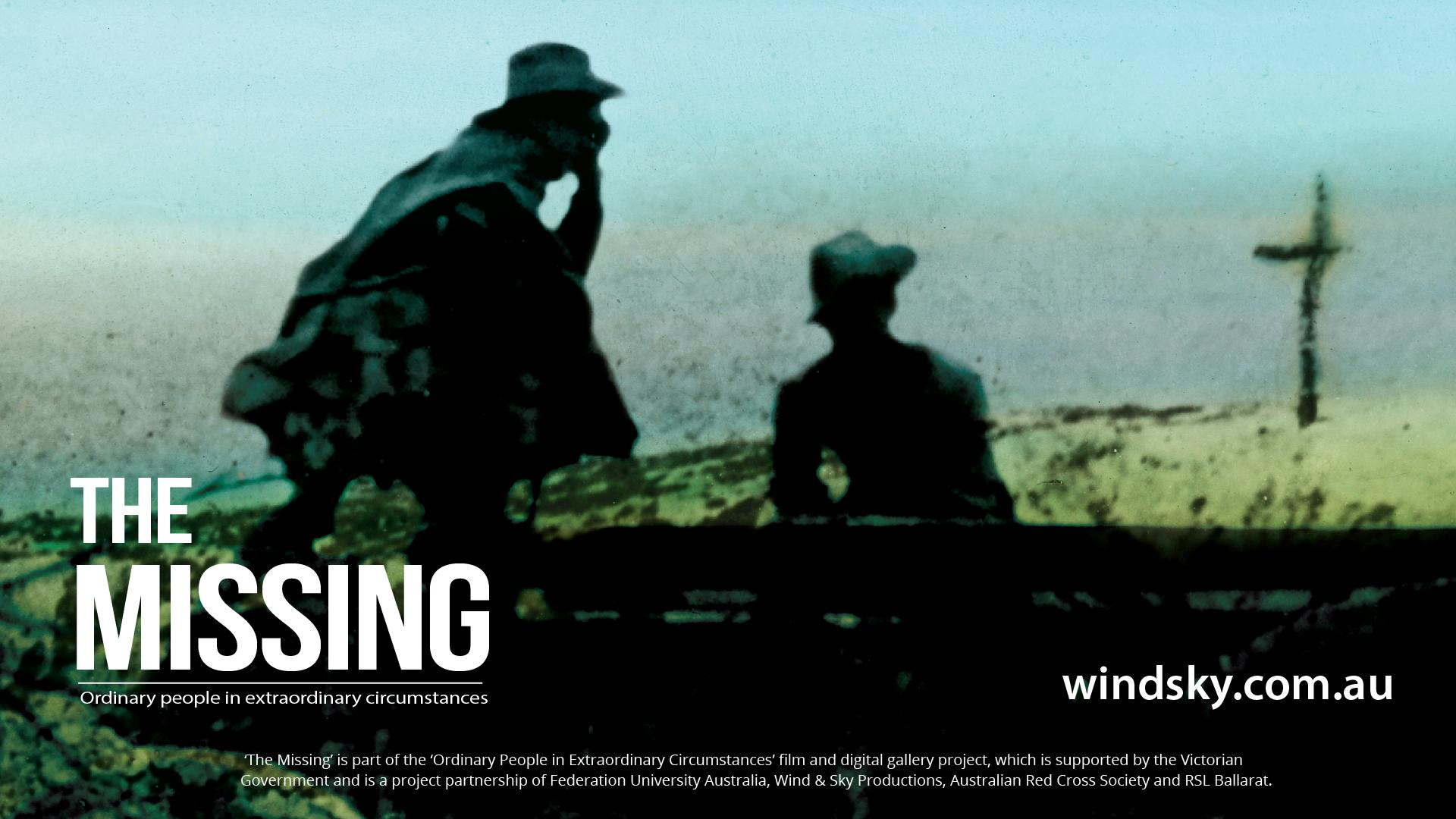 THE MISSING        (to play film click circle button to the right. To add to watchlist, click + button below it)